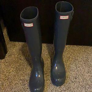 NWOT Hunter boots